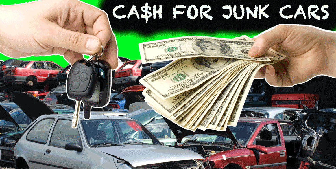 Cash For Junk Cars Buyer in Taylors South Carolina